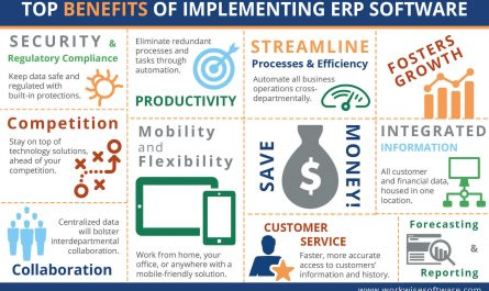 ERP Software Implementation Increases ROI